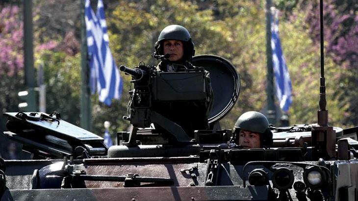 Yunanistan'dan flaş 'asker' hamlesi! Mayıstan itibaren geçerli olacak
