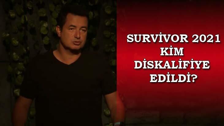 Survivor'da Cemal Hünal diskalifiye mi oldu, neden diskalifiye ediliyor?