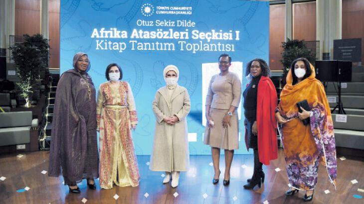 Emine Erdoğan'dan 'Afrika hatıratı'