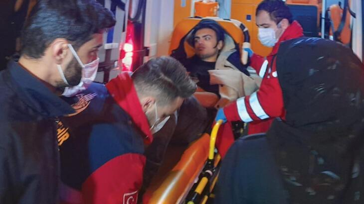 Bayrampaşa'da bıçaklı kavga! 2'si ağır 7 yaralı