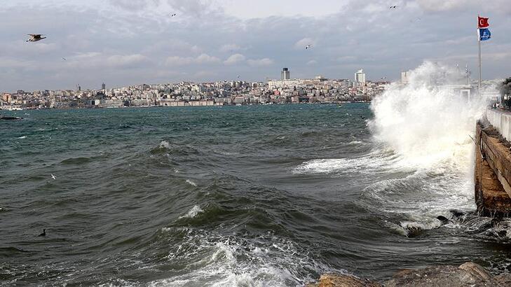 İstanbul'da sefer iptali!