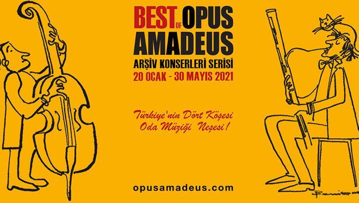 Opus Amadeus Festivali arşivini açıyor