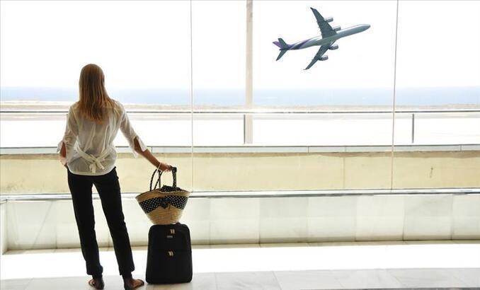 Seyahat için 18,9 milyar lira harcandı