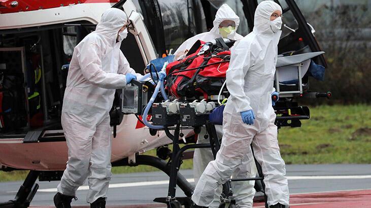Almanya'da koronavirüsten ölenlerin sayısı 50 bini geçti