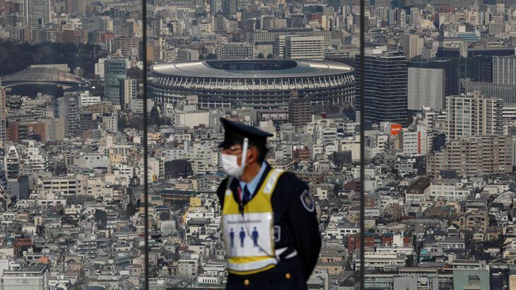 Kovid-19'un gölgesinde Tokyo Olimpiyatları'na son 6 ay
