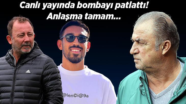 Transferde son dakika | Canlı yayında bombayı patlattı! 'Çok sağlam kaynaklarım var Galatasaray...'