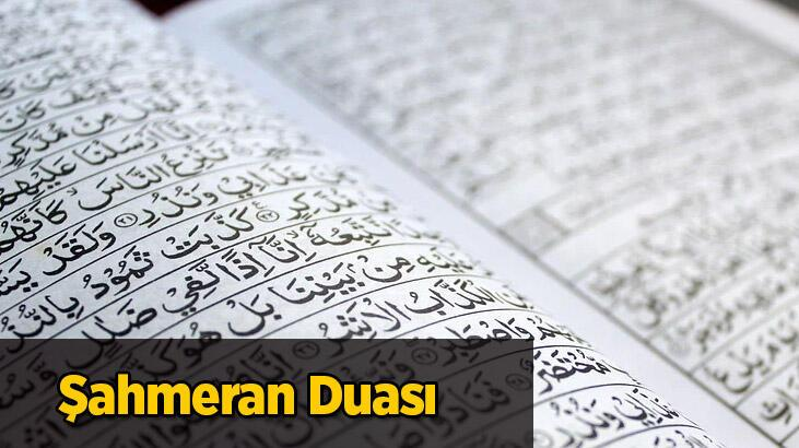 Şahmeran Duası Nedir? Şahmeran Duasının Fazileti, Türkçe Anlamı Ve Arapça Yazılışı