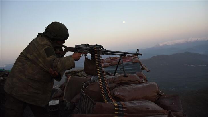 Son dakika: TSK ve MİT'ten operasyon! 4 terörist etkisiz hale getirildi