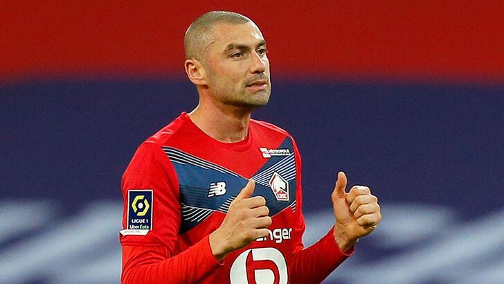 Son dakika - Lille'de Burak Yılmaz'ın geri dönüş tarihi belli oldu!