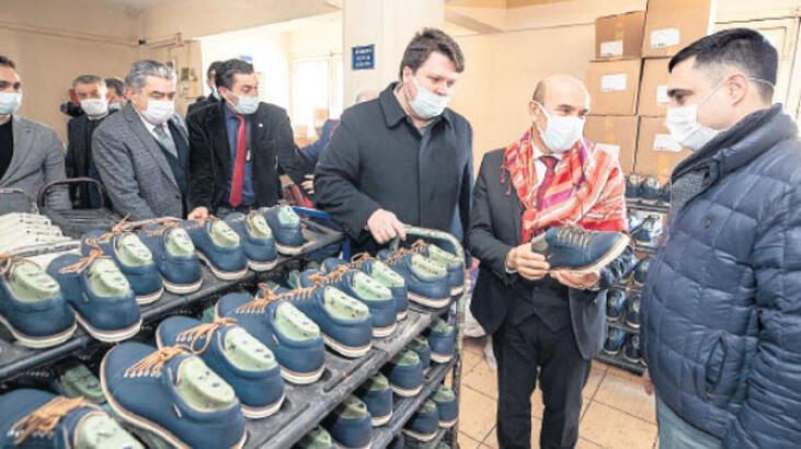 Bayındır'a Süt İşleme Fabrikası