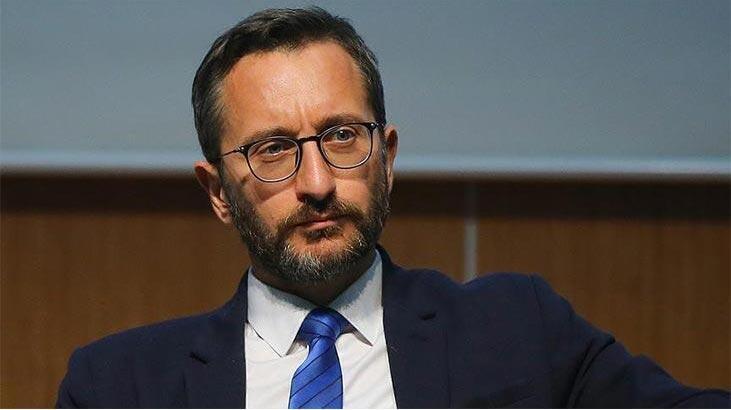Fahrettin Altun'dan Hamzaçebi'ye Resmi Gazete ile yanıt
