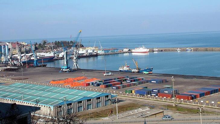 Karadeniz'in ihracatında Trabzon başı çekti
