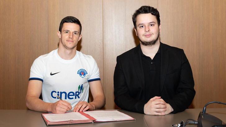 Son dakika   Kasımpaşa, CSKA Moskova'dan Bistrovic'i transfer etti