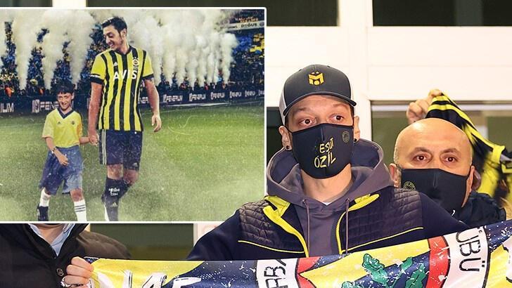 """Fenerbahçe'den """"Mesut Ol"""" kampanyası"""