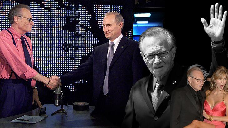 Son dakika haberi: Televizyon efsanesi Larry King hayatını kaybetti!
