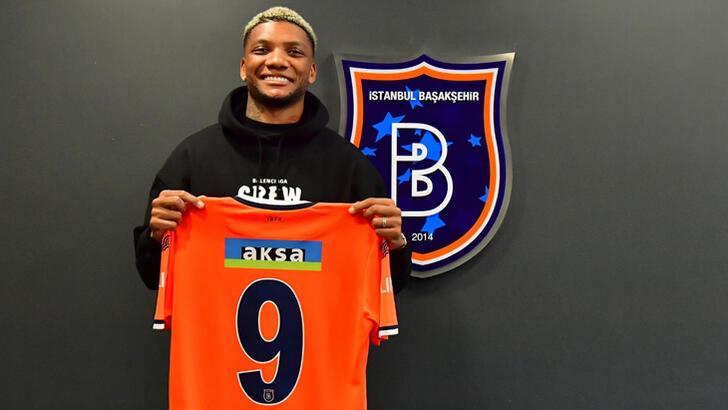 Son dakika | Başakşehir, Junior Fernandes transferini açıkladı