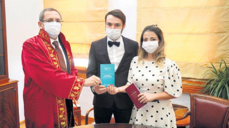 Yeni evli çiftlere İstanbul Sözleşmesi