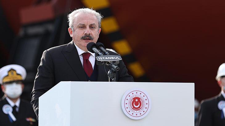 """Şentop: ''Türkiye, dostlarına savunmada destek verecek noktaya geldi"""""""