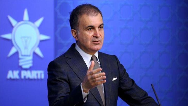 AK Parti Sözcüsü Çelik'ten CHP'ye 'militan' tepkisi