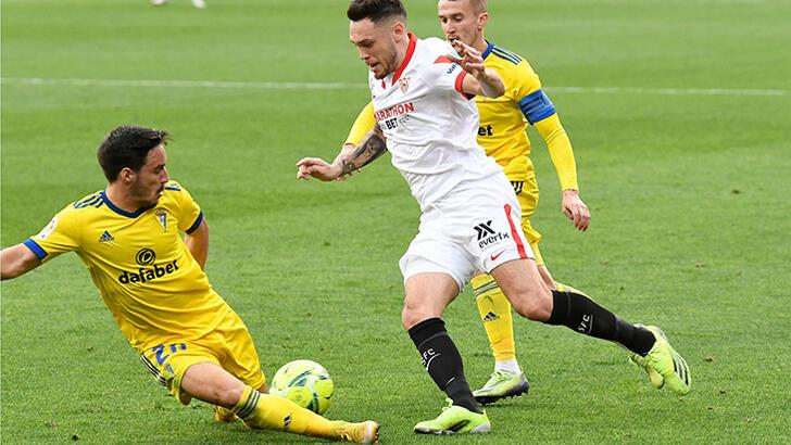 Sevilla - Cadiz: 3-0