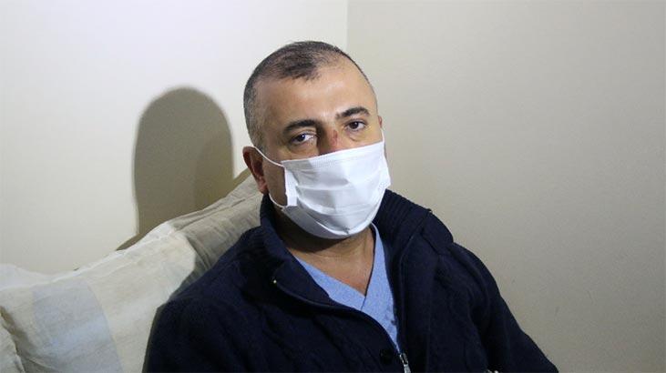 Kağıthane'de saldırıya uğrayan İETT şoförü konuştu