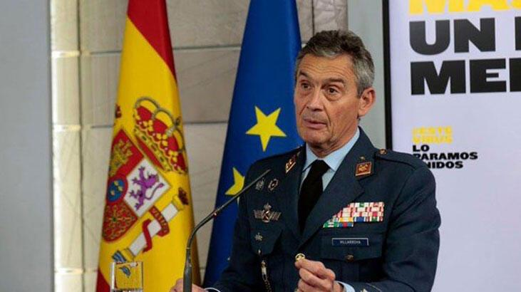 Protokolü çiğneyerek kendisine korona aşısı yaptıran İspanya Genel Kurmay Başkanı istifa etti
