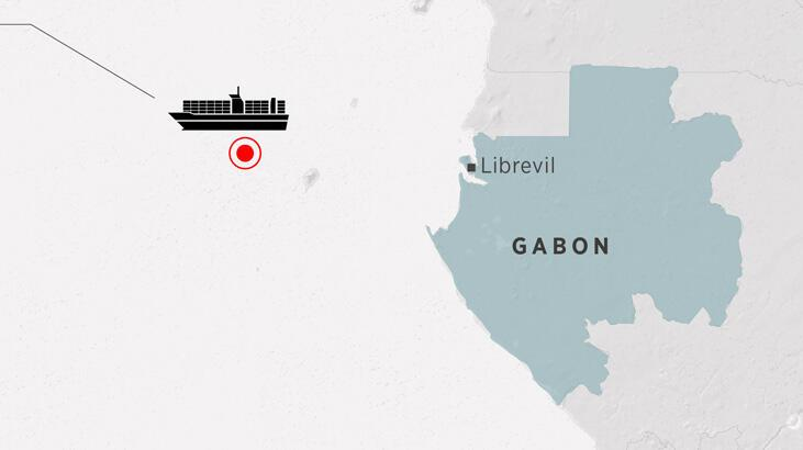 Librevil Büyükelçisi Kaygısız: Geminin limana ulaşmasını bekliyoruz