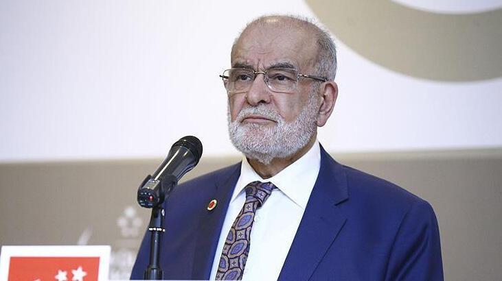 Saadet Partisi liderinden 'AK Parti'yle ittifak' açıklaması