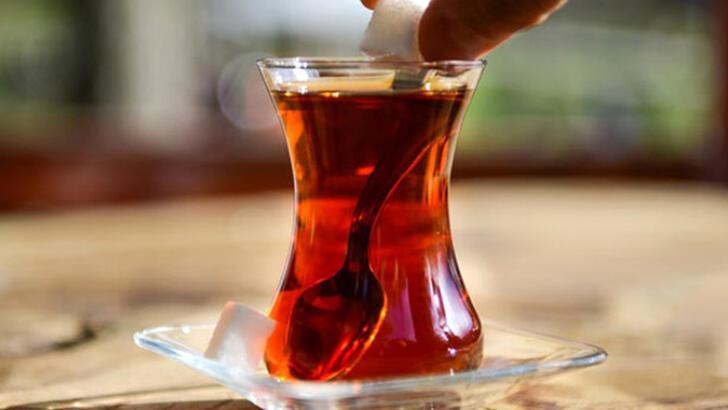 Türk çayı en çok Avrupa'da tüketiliyor!
