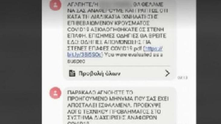 Güney Kıbrıs'ta yanlış Covid-19 mesajları paniğe yol açtı