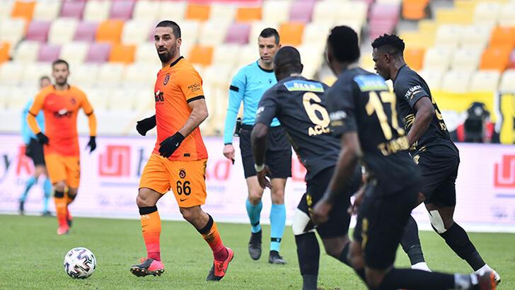 Yeni Malatyaspor  - Galatasaray: 0-1