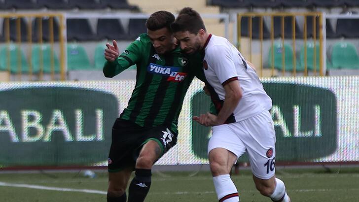 Yukatel Denizlispor-Fatih Karagümrük: 1-2