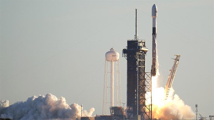 Tek seferde fırlatıldı! SpaceX rekor kırdı