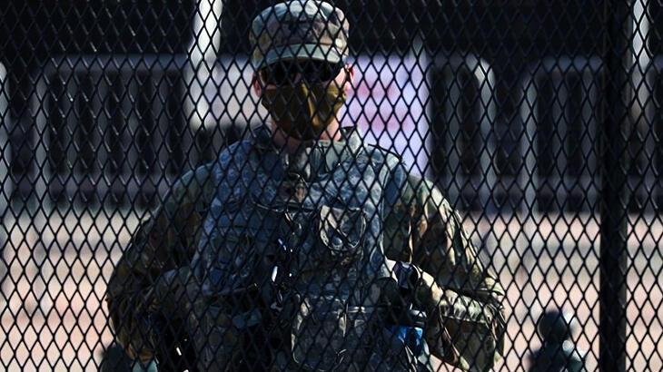 Son dakika: ABD'de Trump alarmı! 5 bin Ulusal Muhafız'a görev verildi