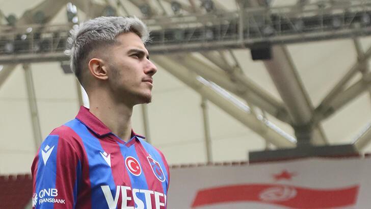 Son dakika - Trabzonspor'un yeni transferi Berat Özdemir'e tam not!