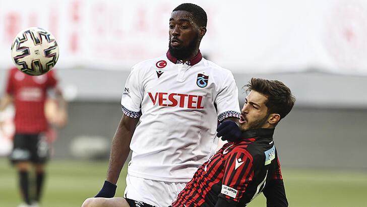 Son dakika - Trabzonspor'da Djaniny'ye talip var