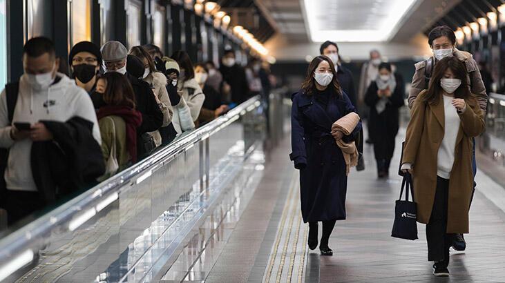 Japonya'da kriz! OHAL'in uygulandığı 11 eyalette 15 binden fazla hasta sıra bekliyor