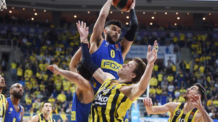 Fenerbahçe Beko, yarın Maccabi Playtika'yı konuk edecek
