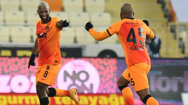 Babel'den Galatasaray'a hayat öpücüğü