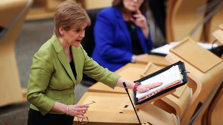İskoçya lideri bağımsızlık referandumu için 'yol haritasını' açıkladı
