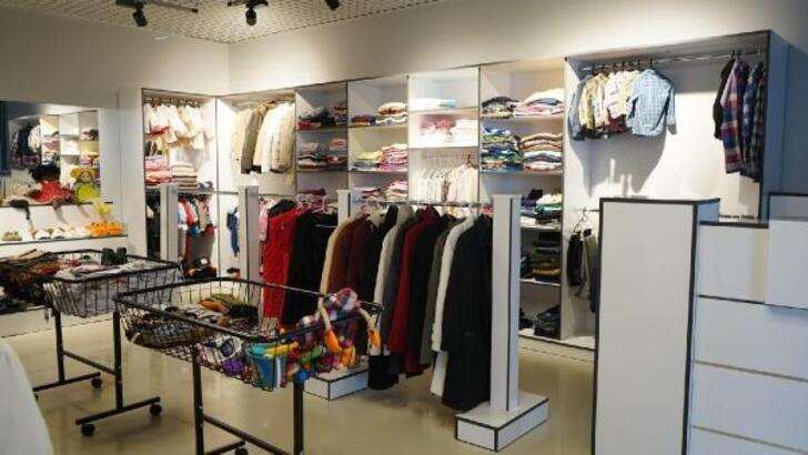 Lüleburgaz'da, 'Sevgi Mağazası'ndan bir haftada 78 aile faydalandı