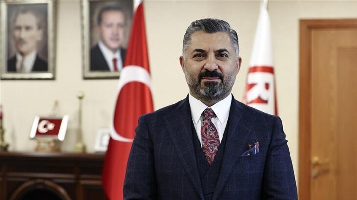 Ebubekir Şahin RTÜK Başkanlığı'na yeniden seçildi