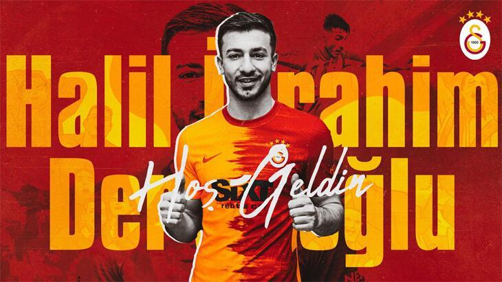 Son dakika | Halil Dervişoğlu resmen Galatasaray'da