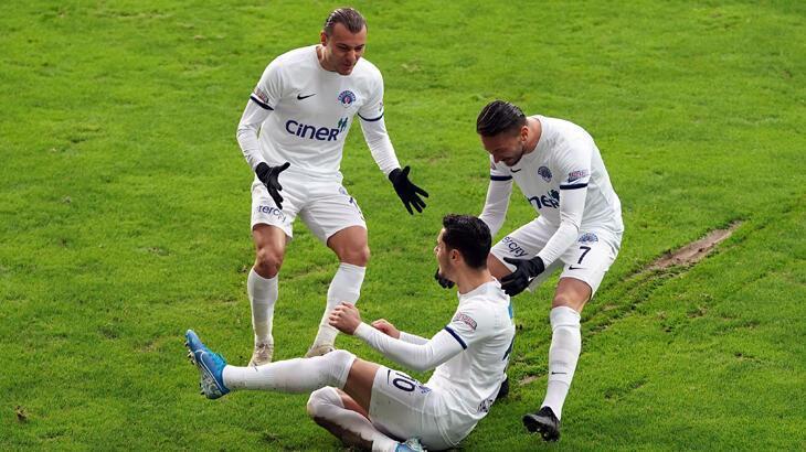 Kasımpaşa - Sivasspor: 2-0