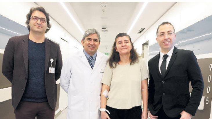 Tıp literatürüne geçecek ameliyat
