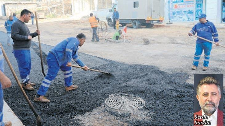 90 bin ton asfalt