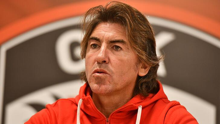 "Ricardo Sa Pinto: ""Juniour Morais aramızda olacak"""