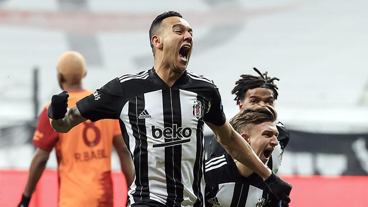 Son dakika - Beşiktaş, Josef de Souza'nın sözleşmesini yeniledi!