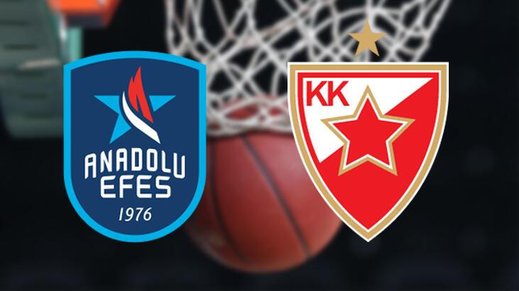 Anadolu Efes - Kızılyıldız maçı ne zaman, saat kaçta? Anadolu Efes - Kızılyıldız basket maçı hangi kanalda?