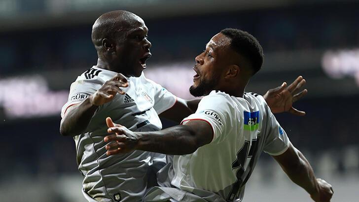 Son dakika - Beşiktaş evinde rakip tanımıyor! 10 maçlık dev seri